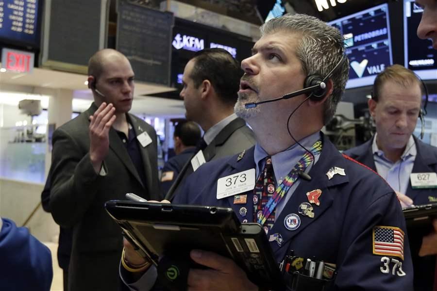能源股反弹科技股上扬  美股涨跌不一