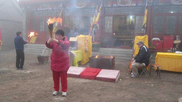 信仰复兴会造福中国环境吗?