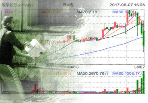 中国券商的套路与死路