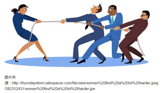 男女升职大不同?来自公共卫生行业的证据