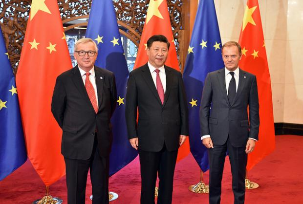 中欧合作能否将《巴黎协定》进行到底?