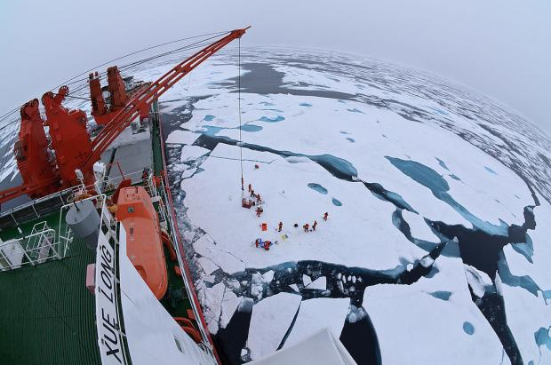 南极治理:中国角色日益彰显
