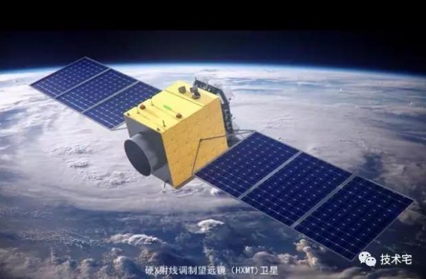 硬X射线卫星立项用了20年 原本属于它的成果还在吗