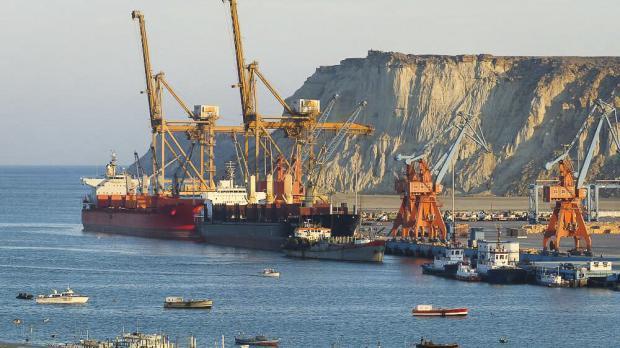 实地探访:揭秘中巴经济走廊重镇瓜达尔港