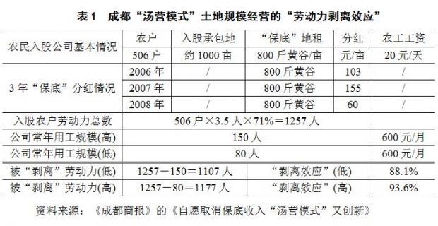 中国农业走规模化经营道路风险巨大(2)