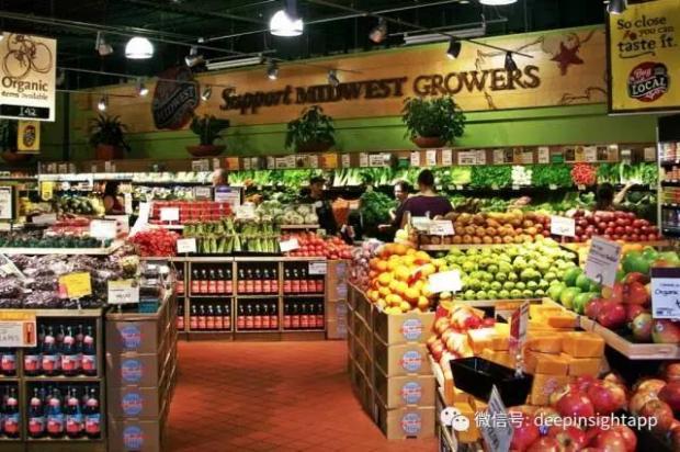 亚马逊收购全食,什么是真正的消费升级?