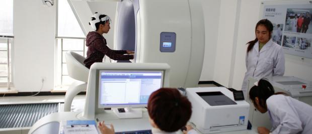 """""""大健康""""与中国医学的未来"""