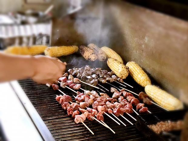 Surah:在美式烧烤派对上,如何用美食服务客人 (前菜篇)