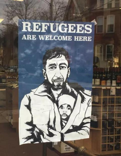 关于难民,只有美国曾不同
