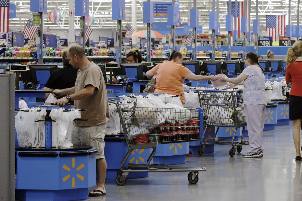 通胀零售销售数据不佳  道指标普创收盘新高