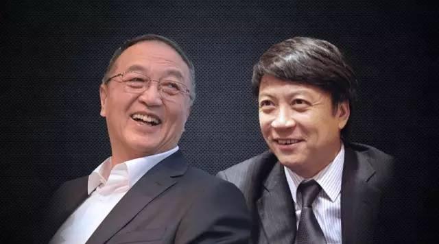 【独家专访柳传志、孙宏斌】两个男人不得不说清楚的故事