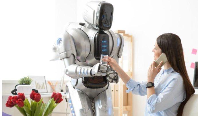 当一切都由机器人完成,没有工作后我们会如何赚钱?