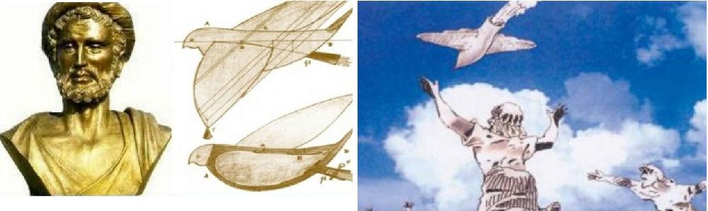 同济师生复原、发射千古希腊蒸汽飞机
