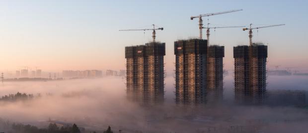 未来中国的绿色清洁建筑