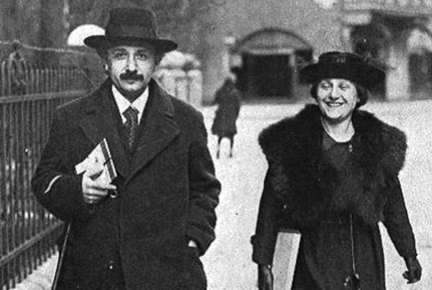 克格勃秘密档案:爱因斯坦婚恋调查(续篇一)