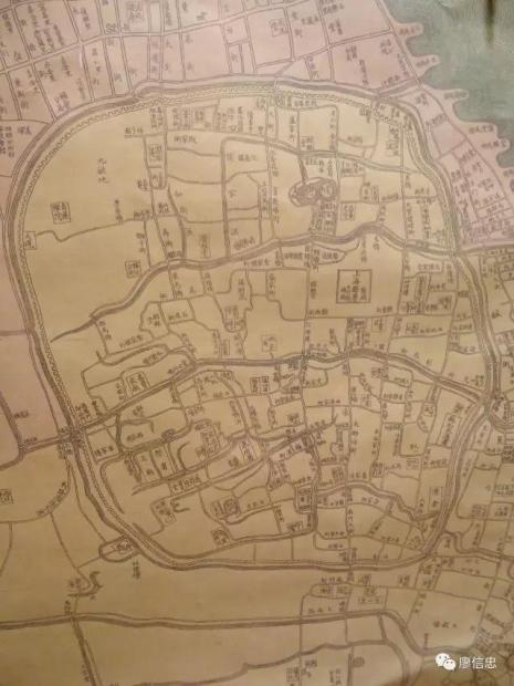 两元钱的上海城墙之旅