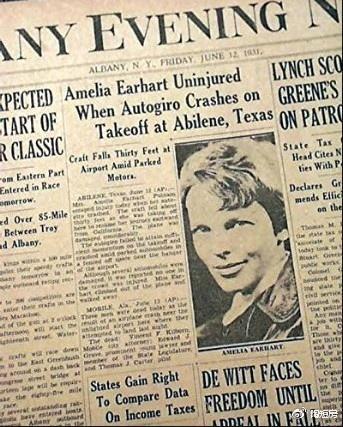 日本兵做的恶?新证据将揭开80年前著名女飞行员神秘失踪之谜?