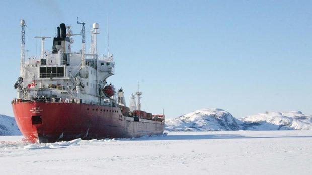 译文 | 重油和北极,它俩般配吗?