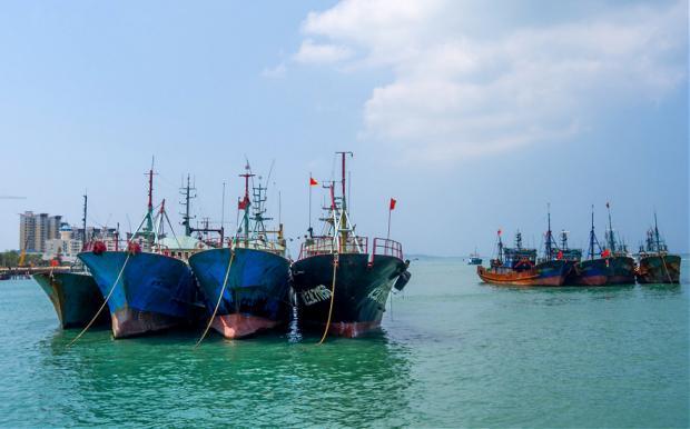 中国海洋战略的眼下与远方