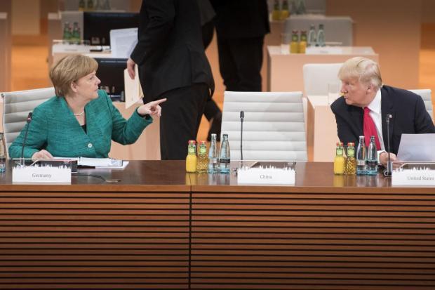 G20峰会回顾 | 19国力挺《巴黎协定》,特朗普成少数派