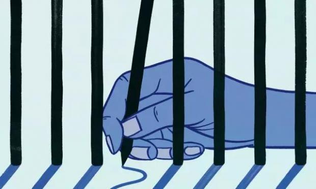 囚徒、爱、自由,美国监狱故事