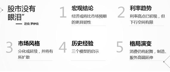 清和泉资本2017年中期策略报告 | 白马分化 纵深扩散