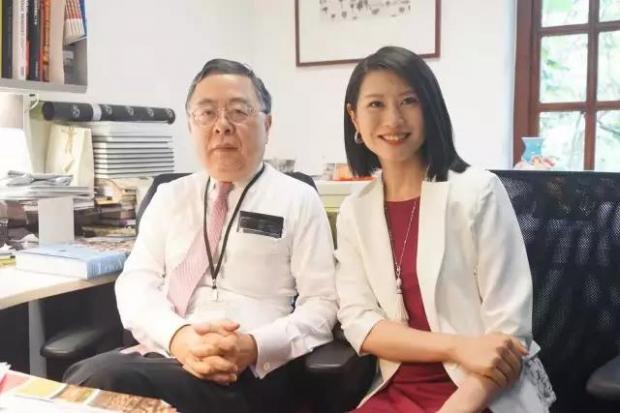 手记|陈启宗:商人、学者、思想家、民间外交家、慈善家、教育家