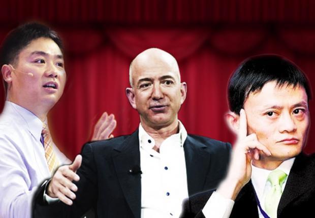刘强东7000字长文怼上马云的新零售 缔造3万亿市值的贝佐斯有话说