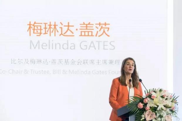 9年后重回中国,梅琳达·盖茨分享了她眼中的变化