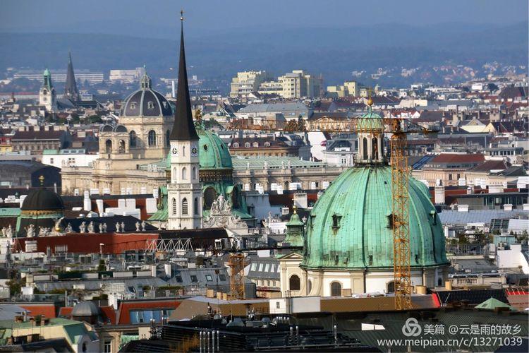 东欧之行(2):音乐之都维也纳