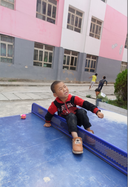 刚去毕节陪留守儿童玩了几天(图文连载一)