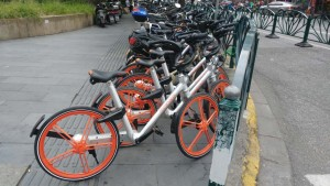 INTERNET: Mobike Outage Leaves Commuters Sweaty, Late for Work
