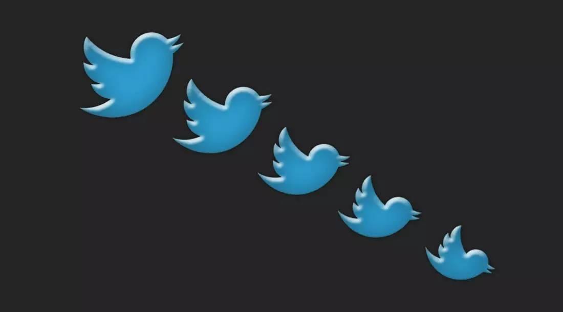 川普每天发6条推文 推特的股价为何依然跌跌不休?