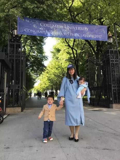 """三年两娃还拿下MBA,无数人和我说""""你做不到"""""""
