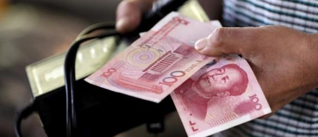 中国的电子支付市场是美国的50倍