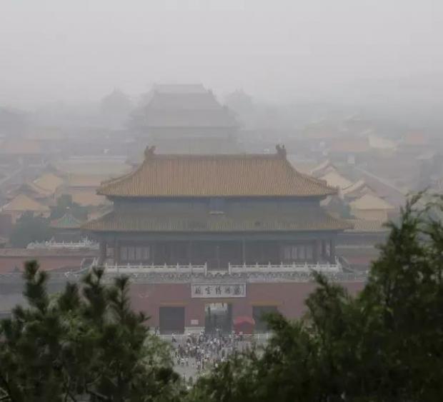 """这四年,京津冀空气的""""好消息""""和""""坏消息"""""""