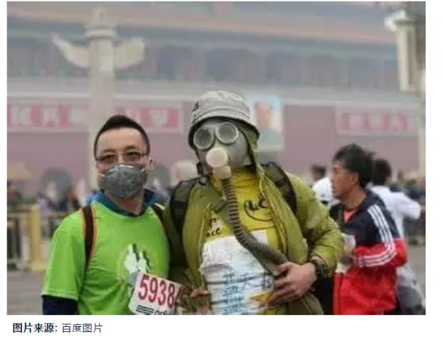 雾霾与口罩——来自中国的数据