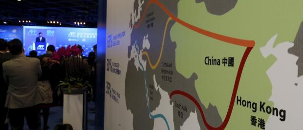"""""""一带一路""""投资,中国持续发力"""