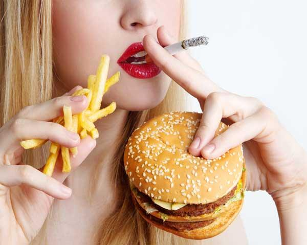 吃肉堪比吸烟?