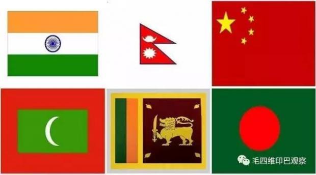 中国是朋友,印度是亲戚——南亚小国如是说