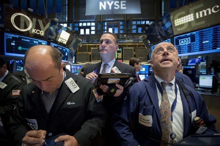 美三大股指齐涨 道指标普连续第五个月走高