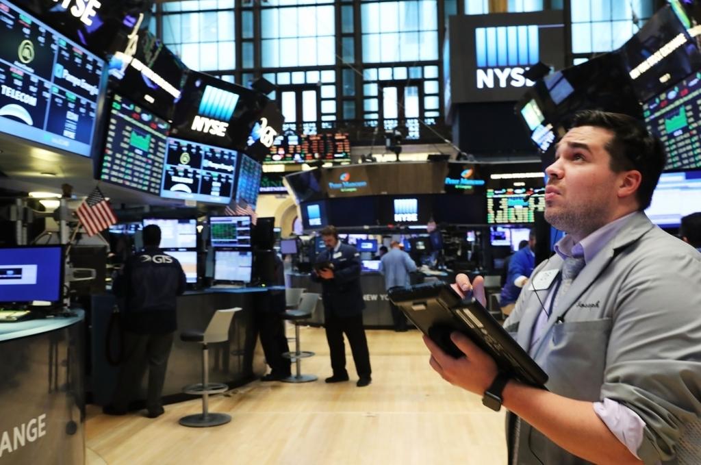 迪士尼高盛股价重挫   道指标普小幅收跌