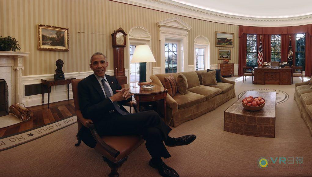 VR日报 | Felix & Paul获艾美奖,它们拍了部关于奥巴马的全景视频