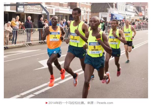 人马长跑大赛告诉你:人类到底有多能跑?
