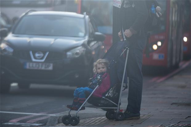 英国:治理空气污染不力,政府被告上公堂