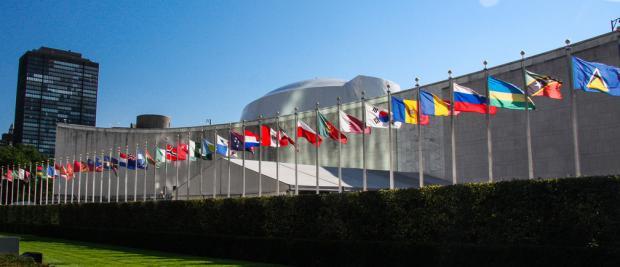 为了拯救世界,联合国提出了这17项目标