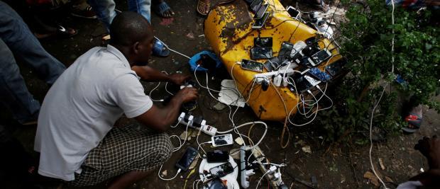 移动技术从五方面帮助解决人道主义危机