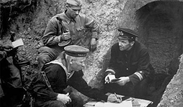 苏联版的敦刻尔克大撤退(上篇)