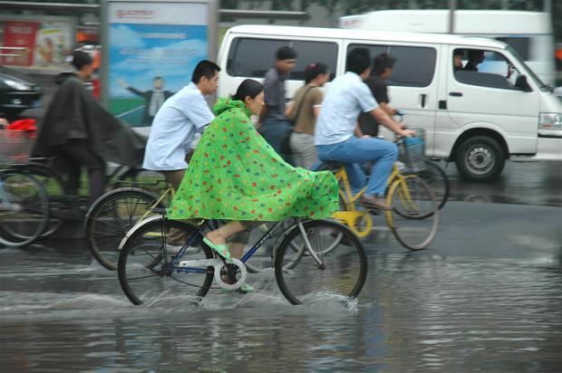中国在摸索中升级南南气候合作