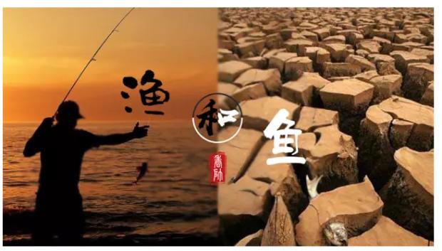 诗酒趁年华 | 渔与鱼
